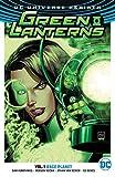 Green Lantern, Volume 1: Rage Planet