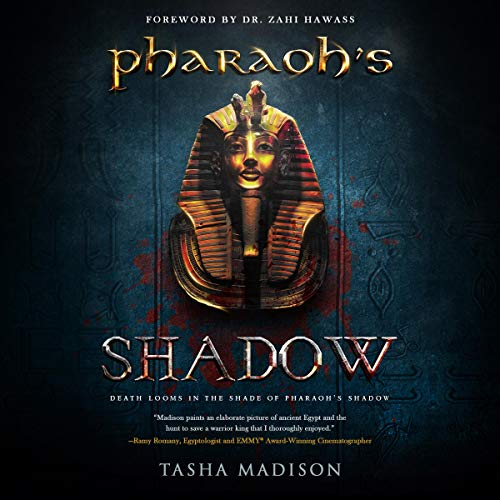 Couverture de Pharaoh's Shadow