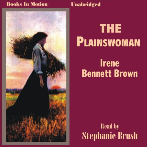 The Plainswoman  By  cover art