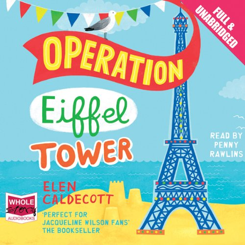 Operation Eiffel Tower audiobook cover art