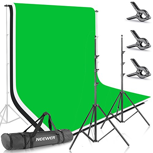 Neewer 8.5ft X 10ft/2.6M X 3M Background Stand Support System...