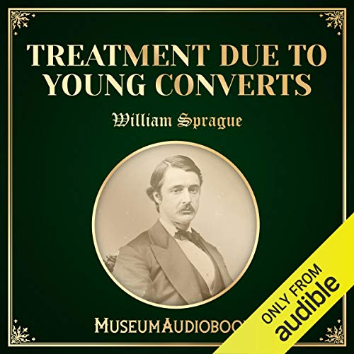 Couverture de Treatment Due to Young Converts