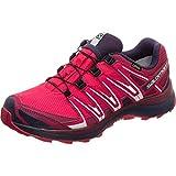 Salomon XA Lite GTX, Zapatillas de Trail Running para Mujer, Fucsia (Virtual Pink/Cerise/Evening Blue), 36 2/3 EU