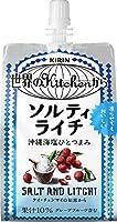 キリン 世界のKitchenから ソルティライチ パウチ (300g×30本)