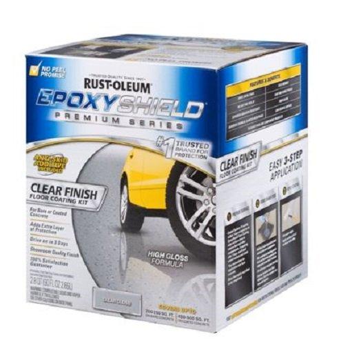 RUST-OLEUM Epoxy Shield Premium Floor Coating Kit