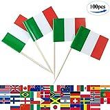 Italy Flag Italian Flags,100 P...