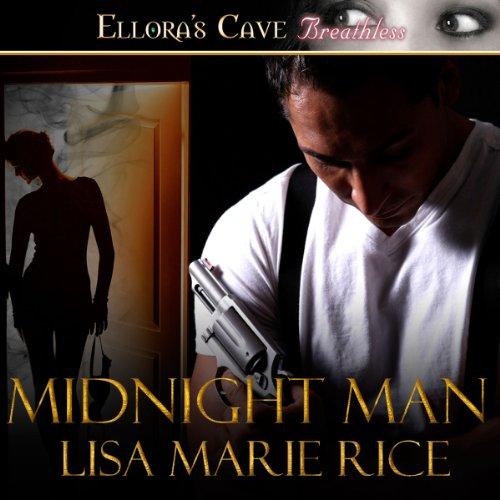 Midnight Man audiobook cover art