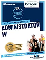Administrator IV (Career Examination)