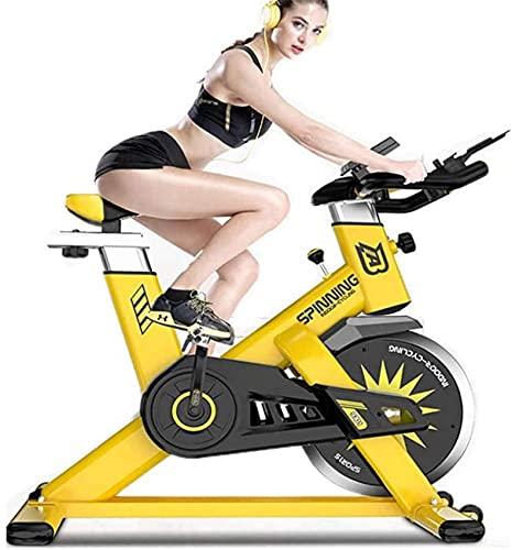 ZCYXQR Bicicleta estática de Interior (Deporte de Interior)