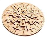 Educlidea - Logica Giochi - Rompecabezas Matemático Dificultad Extrema