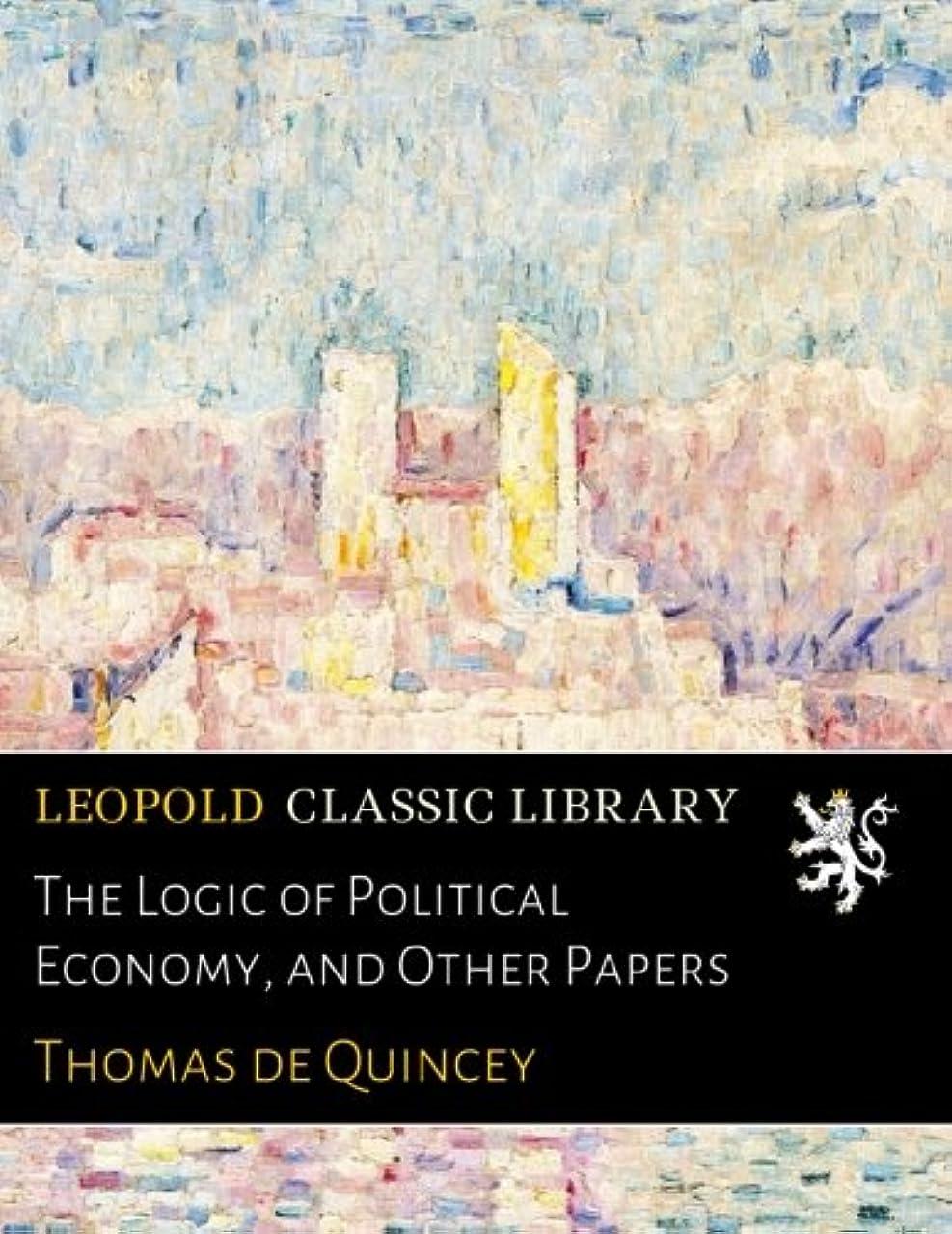 叫び声マウントバンク広々The Logic of Political Economy, and Other Papers