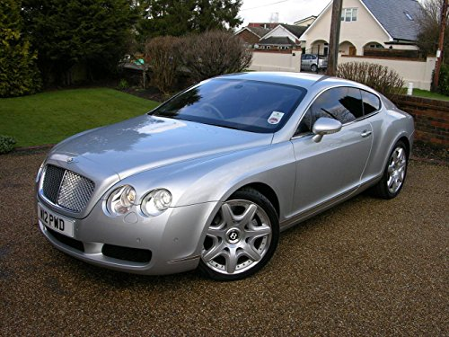 Gifts Delight Laminated 22x16 Poster: 2005 Bentley Continental GT - Flickr - The Car Spy (29)