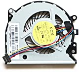KBR Replacement CPU Cooling Fan for HP X360 Envy 15-u 15-u011d 15-u010dx 15-u483cl 15-u010dx 15-u111dx Pavilion 13-a010dx 13-a012dx 13-a317cl Series Laptop,PN: 776213-001