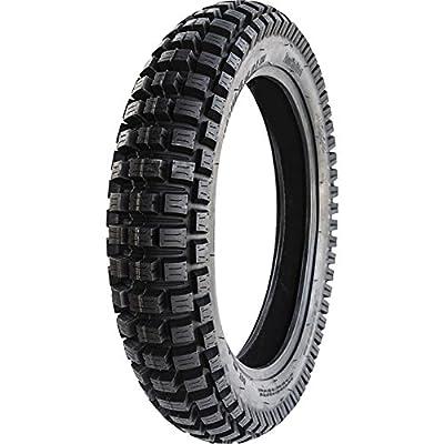 MOTOZ Mountain Hybrid 120/100-18 Dual Sport Motorcycle Tire, DOT