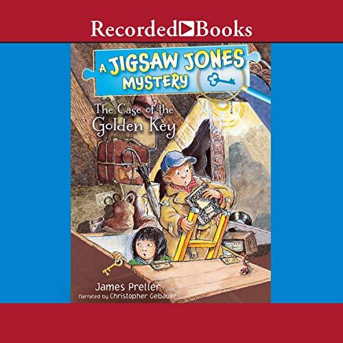 Jigsaw Jones cover art