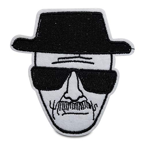 Finally Home Heisenberg Breaking Bad Patch zum Aufbügeln | Netflix Patches, Bügelflicken, Flicken, Aufnäher