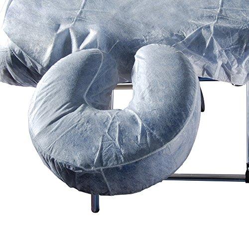 Master Massage Einweg weich Kopfstützenbezug (50 Stück/Pack) Bezug für Kopfstütze professioneller Massageliege America Brand