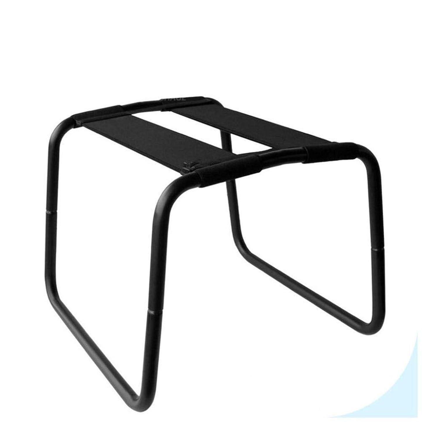 シロクマ部分多機能椅子大人のおもちゃ、金属フレーム付き無重量の取り外し可能な弾性ビーチチェア-愛の位置支援-調整可能&簡単に最高のギフトを組み立てる