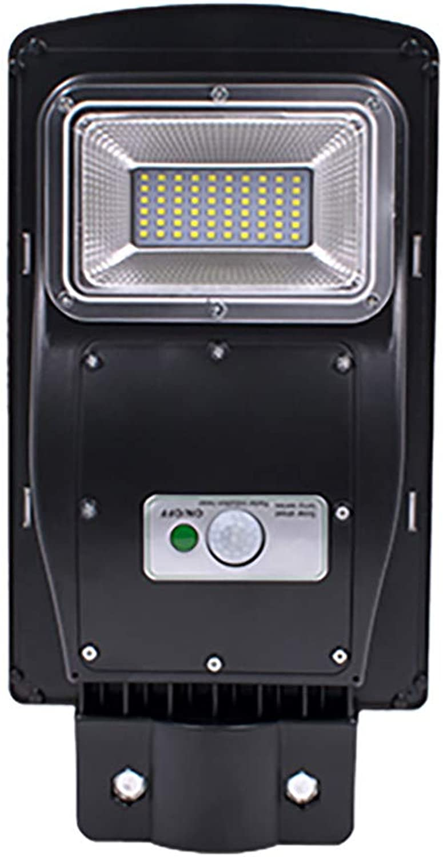 Lomsarsh 30 60   90W LED Solarstraenlaterne-PIR-Bewegungssensor-Wand-Timing-Lampe + Fernbedienung
