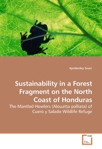 Sustainability in a Forest Fragment on the North Coast of Honduras: The Mantled Howlers (Alouatta palliata) of Cuero y Salado Wildlife Refuge