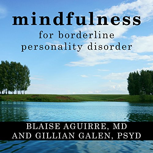 Page de couverture de Mindfulness for Borderline Personality Disorder