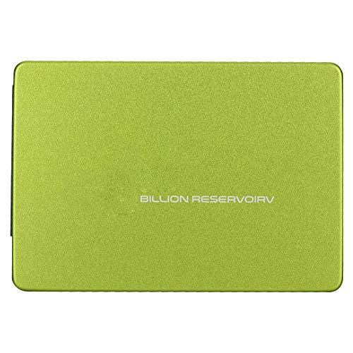 Aufee SATA3-Festplatte, Hochgeschwindigkeits-Anti-Schock-SSD-Festplatte, High IOPS No Noise für Desktop-Laptops(480G)