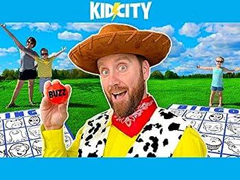 KidCity s Gigantic Bingo Battle!