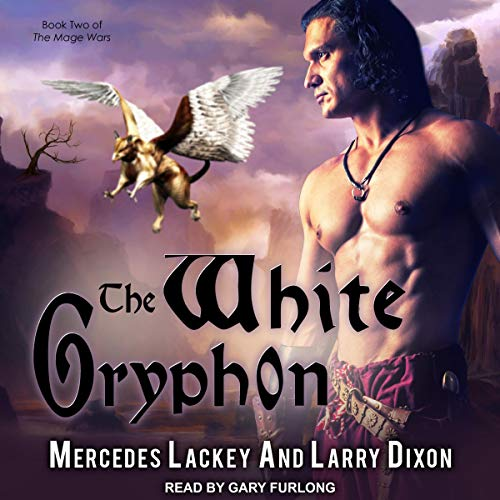 Page de couverture de The White Gryphon