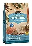 Rachael Ray Nutrish Premium Natural Dry Cat Food, Real Salmon & Brown Rice...