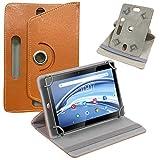qunyiCO Funda para tablet Y7 7'' Android Tablet, funda protectora universal de cuerpo completo