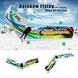 Kedelak Ailes de Danse Hobby E0511 Aile Volante V2 Avion RC Avion 800mm Envergure Aile Delta Aile Poussoir KIT