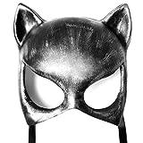 YOUCAI Máscara de Médico de la Plaga para Máscara de Disfraz Steampunk Nariz Larga,Gótico Cosplay Halloween Mask para Mardi Gras Fiesta de Máscaras Navidad Carnaval,Estilo-22,Talla única