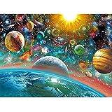 Kits de pintura de diamante para adultos,taladro completo,5D diamond painting,universo planeta,estrás bordado,punto de cruz,suministros artísticos,manualidades,lienzo,decoración de la pared,30x40cm
