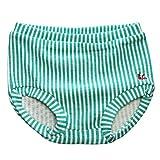 Weixinbuy - Braguitas Bordadas - para bebé niña Verde Verde 2-3 Años