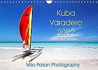 Kuba Varadero 2022 Leben im Paradies (Wandkalender 2022 DIN A4 quer): Ein sonniges Jahr im Paradies auf Kuba (Monatskalender, 14 Seiten )
