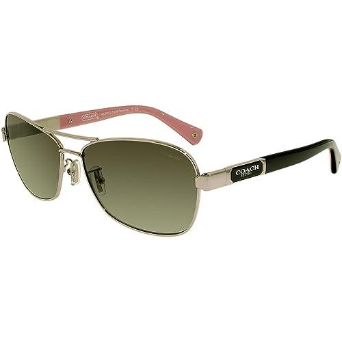 16d26f71deb4 Coach Sunglasses: Amazon.com