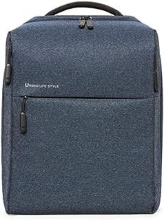 Original Xiaomi Backpack Urban Life Style Shoulders Bag Rucksack Daypack School Bag Duffel Bag Drak blue