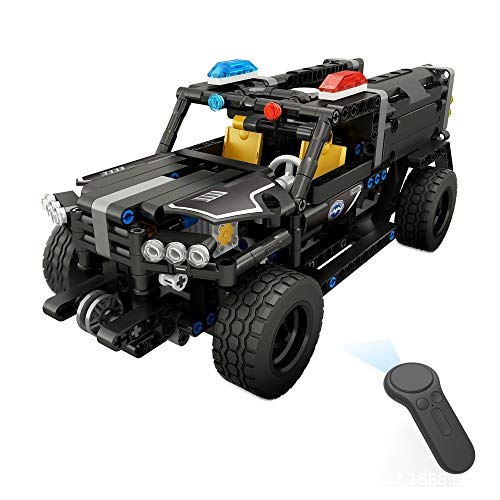 XSLY Inteligente Policía Especial de la Asamblea DIY 3D RC eléctrico pistola...