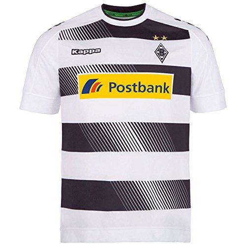 Kappa Herren Borussia Mönchengladbach Heim-Trikot, 001 White, XXL