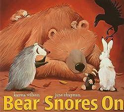 bears and hibernation books for preschool. Black Bedroom Furniture Sets. Home Design Ideas