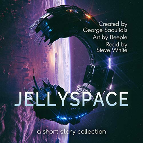 Jellyspace: A Short Story Collection Titelbild