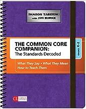 Best jim burke common core companion Reviews