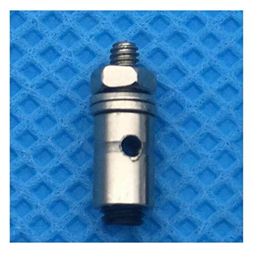 Accesorios de Conector de servo de Metal de 20pcs de Enchufe de Vinilo para RC Airplane Push Link Plug Barra de Alambre Ajustable rápido