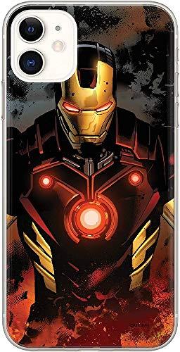 Ert Group MPCIMAN4565 Custodia per Cellulare Marvel Iron Man 014 iPhone 11
