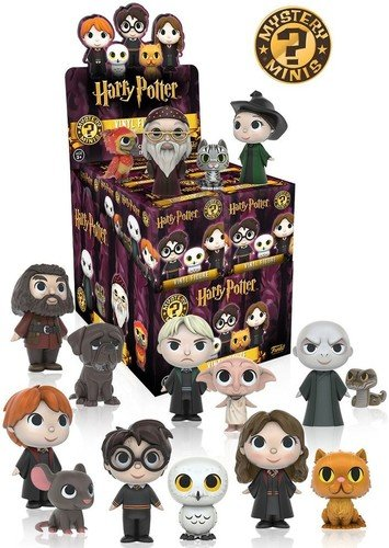 Funko Mystery Mini: Harry Potter Action Figure - One Mystery image