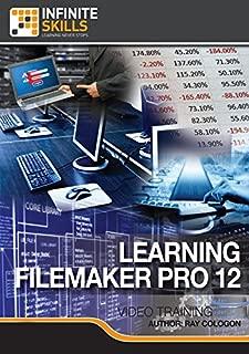Learning FileMaker Pro 12 [Online Code]