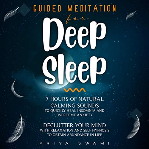 Guided Meditation for Deep Sleep cover art