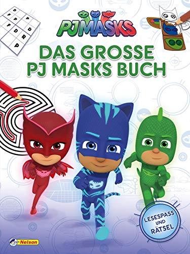 PJ Masks: PJ Masks: Das große PJ Masks-Buch