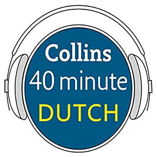Dutch in 40 Minutes cover art