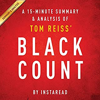 The Black Count by Tom Reiss: A 15-minute Summary & Analysis cover art